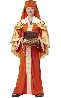 Gaspar Of India Child Costume