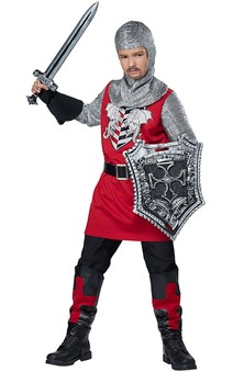 Medieval English Knight Child Costume