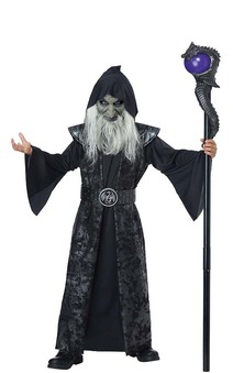 Dark Wizard Child Costume