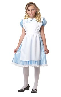 Alice In Wonderland Child Costume