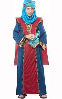 Balthasar Of Arabia Three Wise Men Child Costume