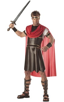 Hercules Adult Greek Warrior Costume