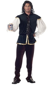 Tavern Man Adult Medieval Costume