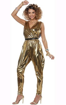 70's Glitz N Glamour Adult Retro Disco Costume