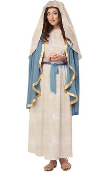 The Virgin Mary Adult Christmas Costume