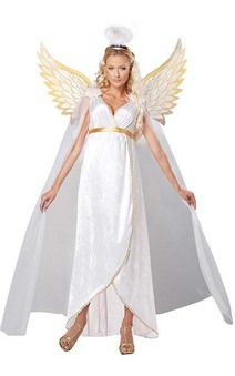 Guardian Angel Adult Goddess Costume