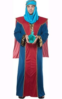 Balthasar Three Wise Men King Of Arabia Adult Costume