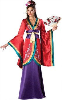 Far East Empress Elite Adults Costume