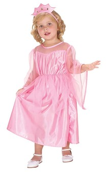 Pink Princess Girls Toddler Costume
