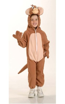 Jerry Child Toddlers Costume - Tom & Jerry
