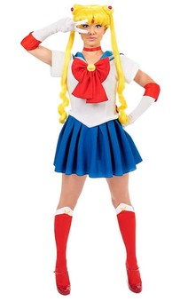 Sailor Moon Adults Costume