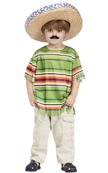 Little Amigo Toddler Costume