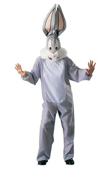 Bugs Bunny Adult Looney Tunes Costume