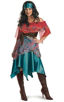 Bohemian Babe Gypsy Adult Costume