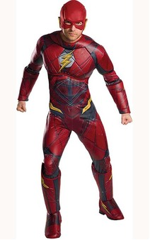 Justice League Flash Adult Costume