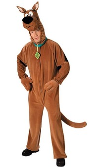 Deluxe Scooby-doo Adult Costume