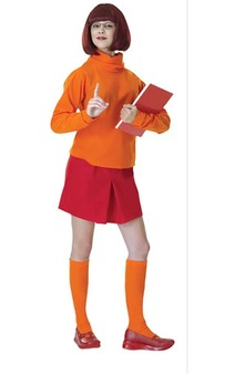 Velma Scooby Doo Adult Costume