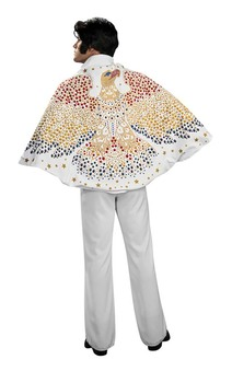Elvis Cape Adult Costume Accessory