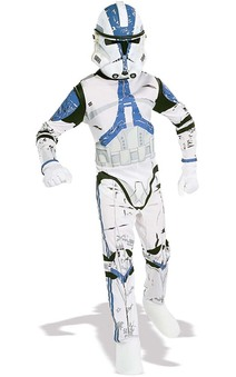 Clone Trooper Adult Star Wars Costume