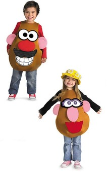 Mr. Or Mrs. Potato Head Deluxe Child Costume
