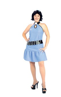 Betty Rubble Deluxe Adult Flintstones Costume