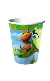 Dinosaur Train 9oz Paper Cups (8)