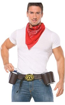 Six Pack Belt Adult