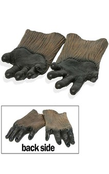 Chewbacca Star Wars Latex Hands