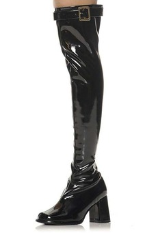 Dominatrix Thigh High Adult Boots