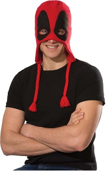 Deadpool Adult Beanie Hat Mask