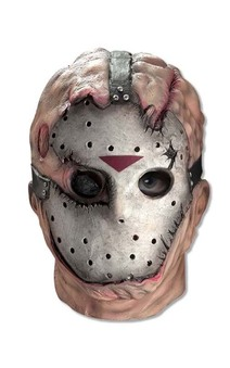 Jason Voorhees Deluxe Adult Mask