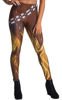 Chewbacca Adult Leggings