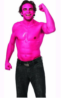 Pink Body Paint 100ml