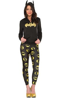 Adult Batman Leggings Tights