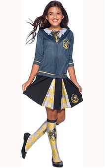 Hufflepuff Harry Potter Child Skirt