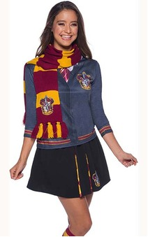 Deluxe Gryffindor Harry Potter Scarf
