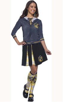 Hufflepuff Harry Potter Adult Skirt