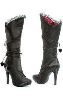 Pirate Wench Sexy Adult High Heel Boots