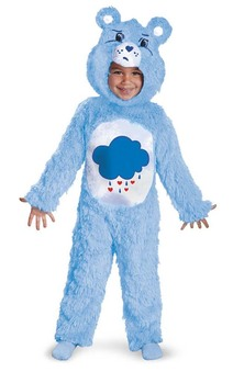 Grumpy Deluxe Care Bear Toddler Costume
