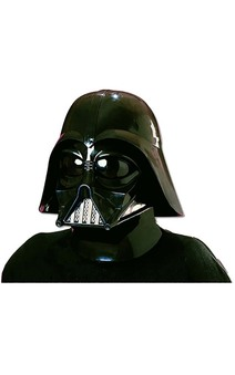 Darth Vader 2 Piece Star Wars Adult Helmet