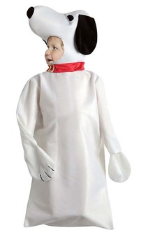 Peanuts Snoopy Infant Bunting Costume