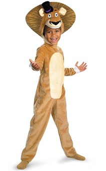 Madagascar Alex The Lion Toddler Costume