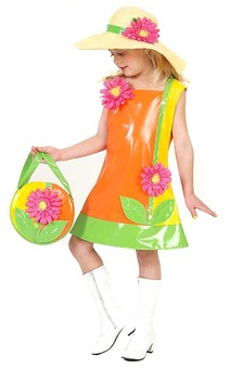 Flower Hippie Child Costume
