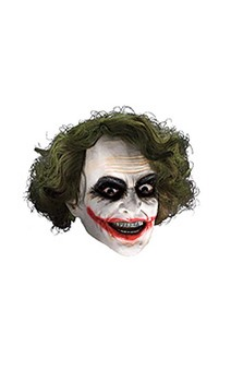 Joker The Dark Knight Batman Mask