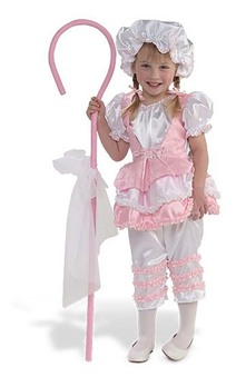 Little Bo Peep Toddler/child Costume