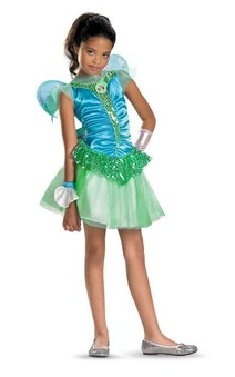 Winx Club Aisha Deluxe Child Costume
