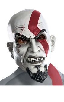 Kratos God of War Adult Mask