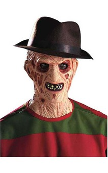 Adult Freddy Krueger Fedora Hat
