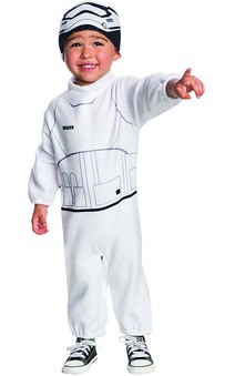 The Force Awakens Toddler Stormtrooper Costume