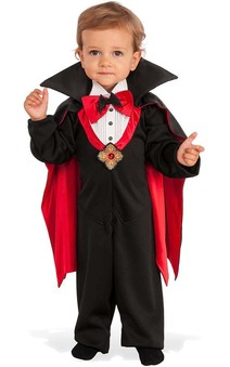Dapper Dracula Infant Vampire Costume